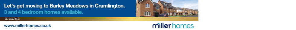 Miller Homes North East, Barley Meadows, Cramlington