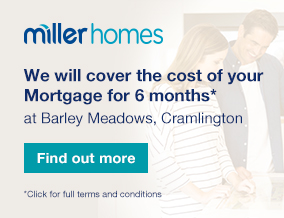 Get brand editions for Miller Homes Newcastle, Barley Meadows, Cramlington