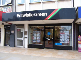 Entwistle Green, St. Annesbranch details