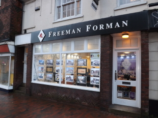 Freeman Forman, Tonbridgebranch details