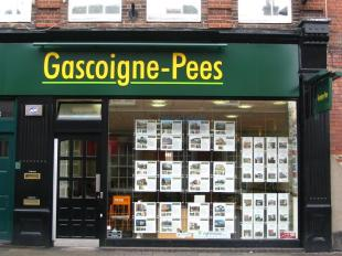 Gascoigne-Pees Lettings, Cobhambranch details
