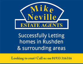 Get brand editions for Mike Neville Estate Agents, Rushden- Lettings
