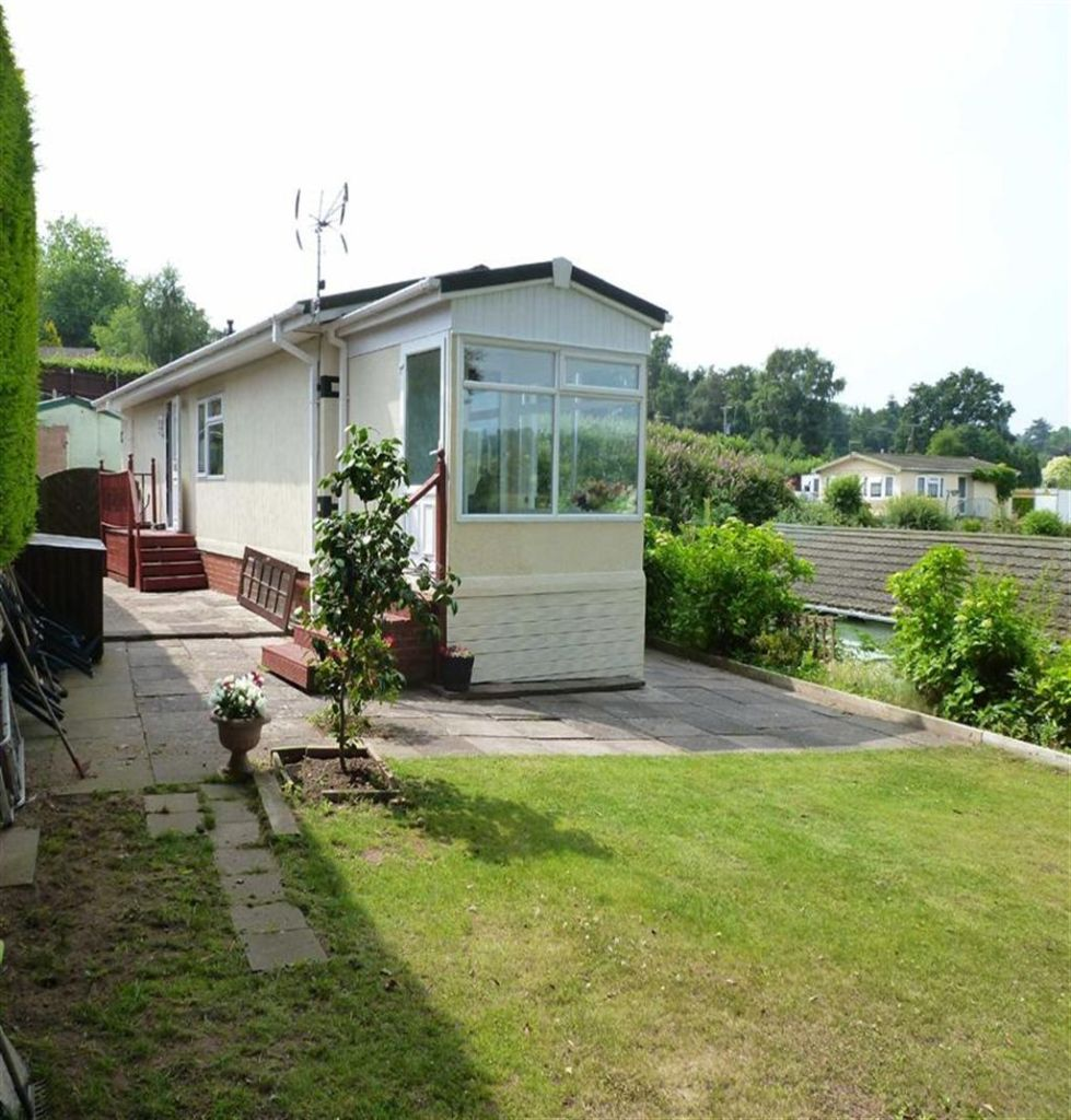 1 Bedroom Mobile Home For Sale In Knowle Sands, Bridgnorth