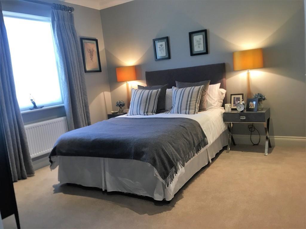 Hopkins Homes,Master Bedroom