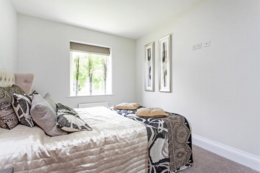 Doswell Projects,Secondary Bedroom