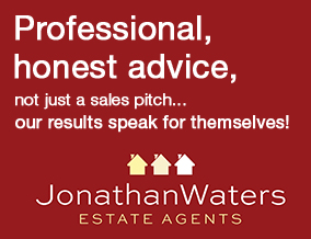 Get brand editions for Jonathan Waters Estate Agents Limited, Ipswich
