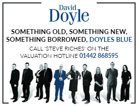 Get brand editions for David Doyle Estate Agents, Boxmoor