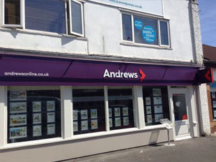 Andrews Estate Agents, Longwell Greenbranch details