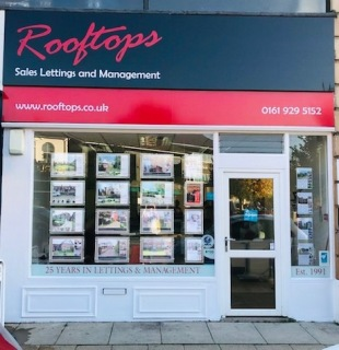 Rooftops Letting & Management Ltd, Halebranch details
