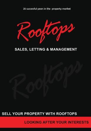 Rooftops Letting & Management Ltd, Wilmslowbranch details