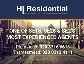 Get brand editions for hi-residential, South East London