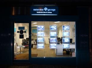Sansome & George Residential Sales Ltd, West Tilehurstbranch details
