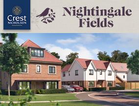 Get brand editions for Crest Nicholson Ltd, Nightingale Fields