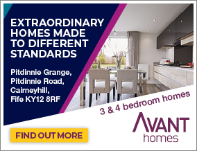 Get brand editions for Avant Homes Scotland, Pitdinnie Grange