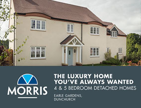 Get brand editions for Morris Homes Ltd, Earle Gardens