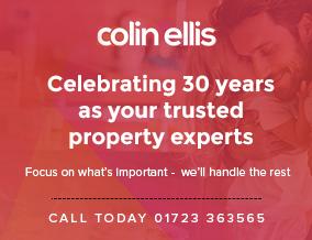Get brand editions for Colin Ellis Estate Agents, Scarborough