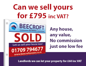 Get brand editions for Beecroft Estates, Mexborough