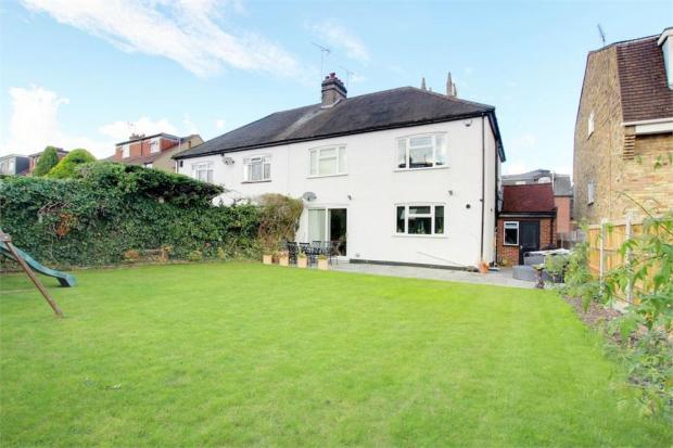 4 Bedroom Semi Detached House For Sale In Palmerston Road