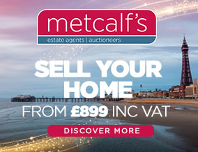 Get brand editions for Metcalf's Estate Agent, Blackpool