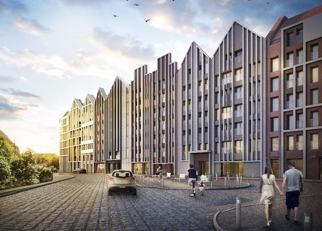 Gdansk new development
