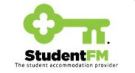 StudentFM  , Preston logo