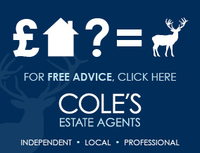 Get brand editions for Cole's Estate Agents, East Grinstead