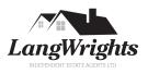 Langwrights Independent Estate Agents Ltd, Lowestoft branch logo