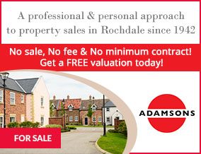 Get brand editions for Adamsons, Rochdale