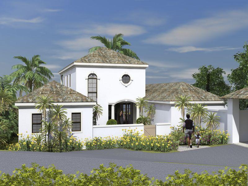 new development in Grand Fairway Villa...
