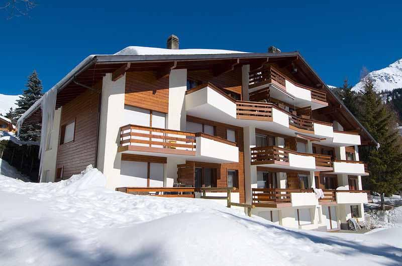 Apartment for sale in Verbier, Valais