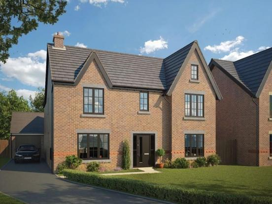 Eclipse New Homes Development by Bellway Homes (Manchester)