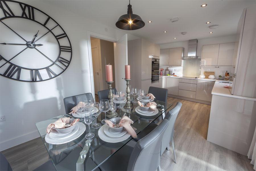 Lovell Homes,Breakfast rooms