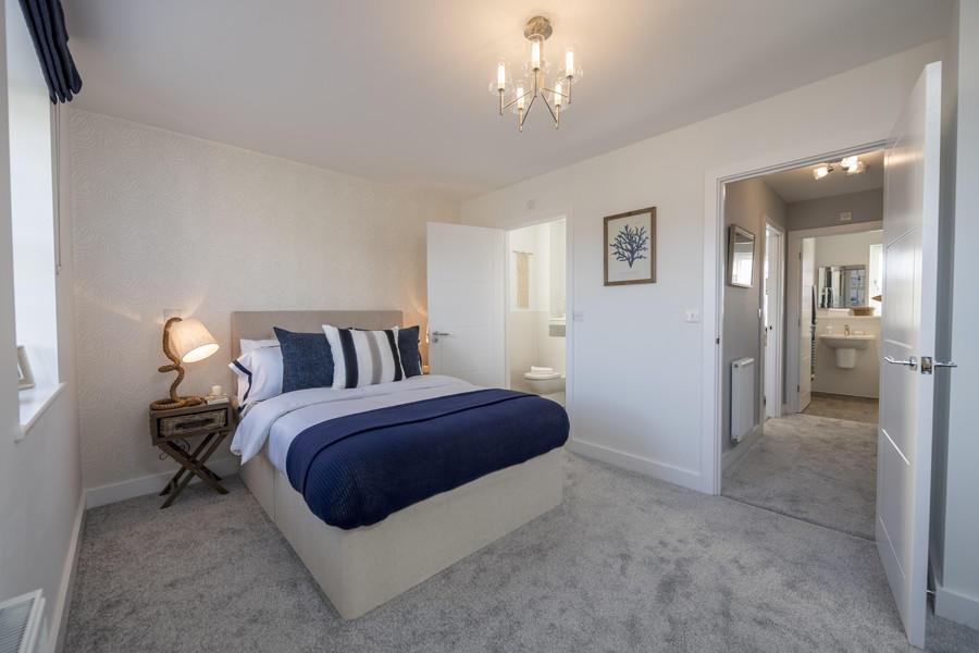Lovell Homes,Master Bedroom