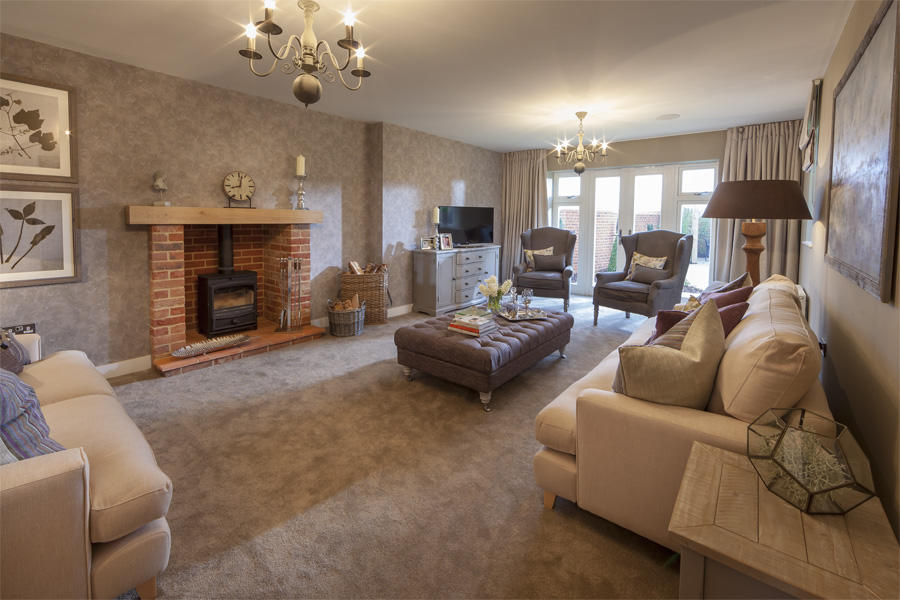Lovell Homes,Lounge