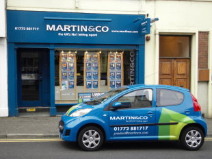Martin & Co, Preston - Lettings & Salesbranch details