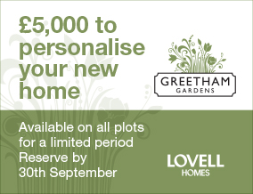 Get brand editions for Lovell, Greetham Gardens