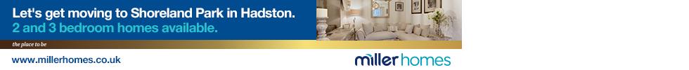 Miller Homes North East, Shoreland Park