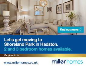 Get brand editions for Miller Homes North East, Shoreland Park