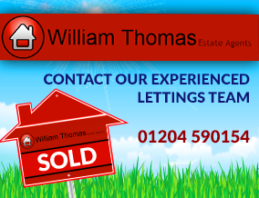 Get brand editions for William Thomas Estate Agency, Bolton - Lettings