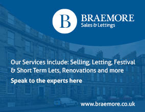 Get brand editions for Braemore, Edinburgh, Lettings