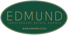 Edmund Estate Agents, Green Street Green branch logo