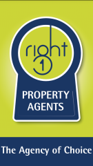 Right 1 Ltd, Corby logo