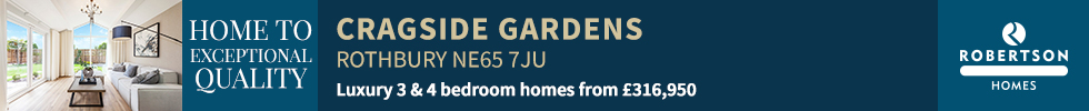 Get brand editions for Robertson Homes North East, Cragside Gardens