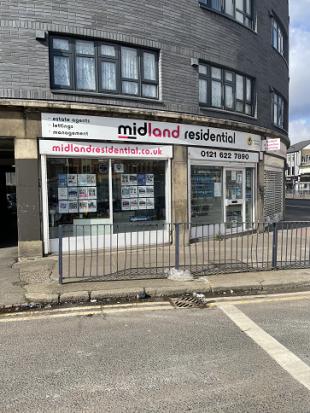 Midland Residential, Birminghambranch details