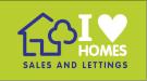 I Love Homes, Garstang logo