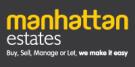 Manhattan Estates, Commercial logo