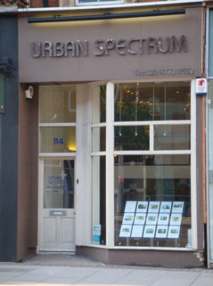 Urban Spectrum Property Management Ltd, Londonbranch details