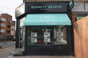 Bennett Walden, Londonbranch details