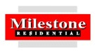 Milestone Residential,  Teddington logo