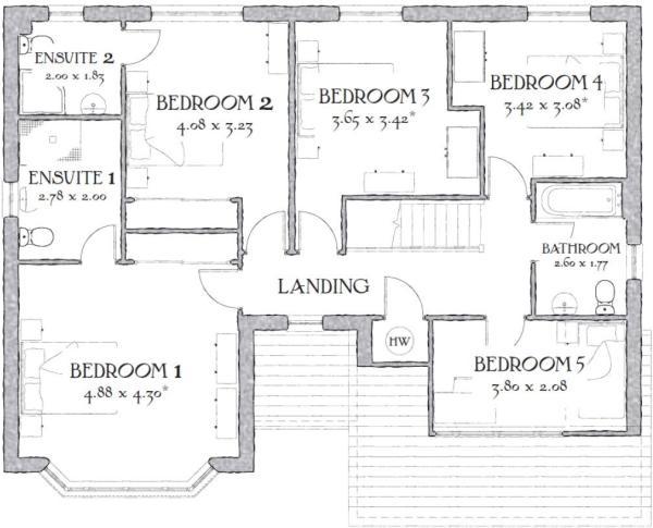 5 Bedroom Detached House For Sale In Sandy Lane, Buckshaw